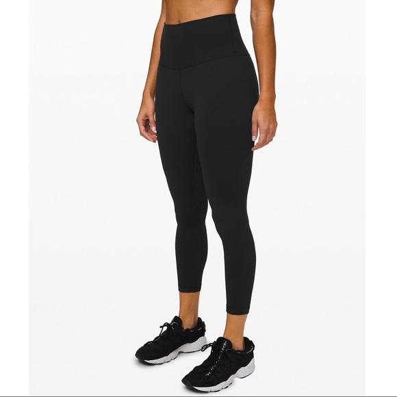"""lululemon athletica Pants - {lululemon} Black Align HR Pant 25"""""""